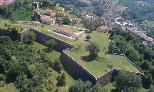 Fortezza di Mont'Alfonso IAM 2019