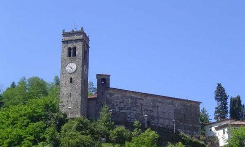 Gallicano, centro storico