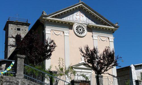 Sillano, Chiesa di San Bartolomeo