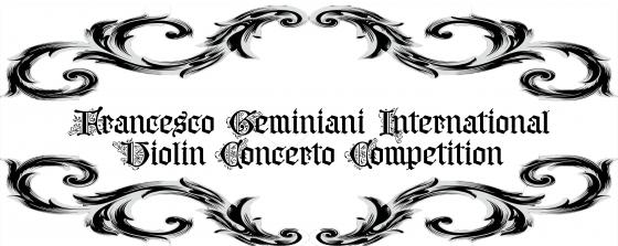 intestazione concorso violino bianca